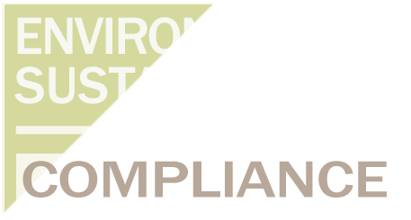 Environmental Sustainability Through Compliance