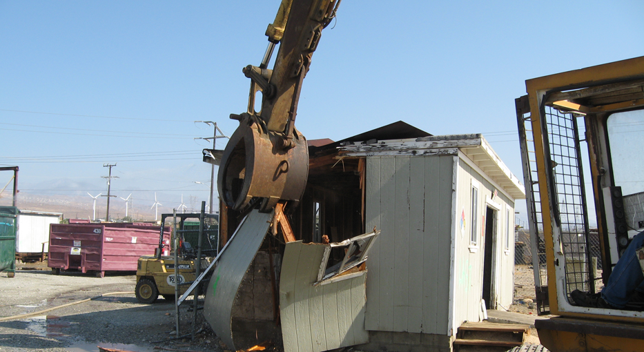 Industrial construction and demolition cornerstone for Industrial design services inc
