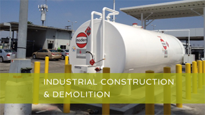 Industrial Construction and Demolition