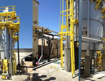 Space Thrust Test Stand